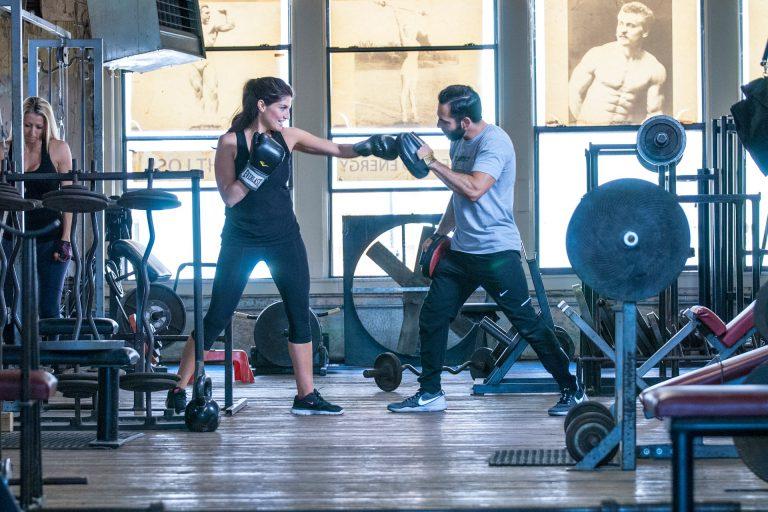 Individual Training - Tough Fitness Dallas