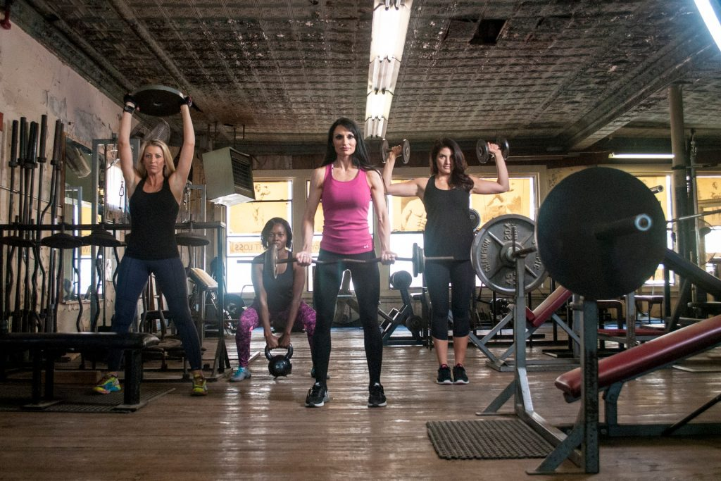 Women Group Training - Tough Fitness Dallas