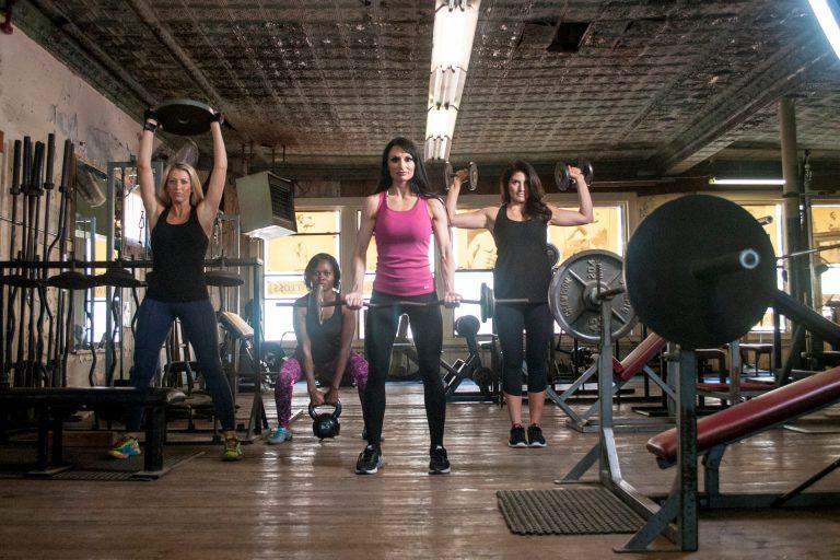 Women Group Training - Tough Fitness Dallas